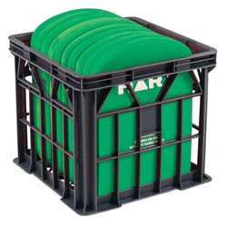 HART Kickboard Crate - Small Green