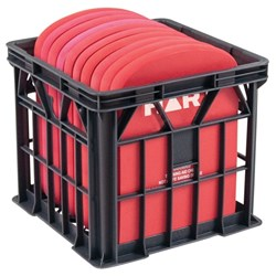 HART Kickboard Crate - Small Red