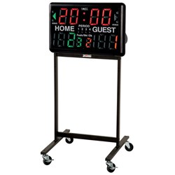 HART Cordless Electronic LED Scoreboard with Stand