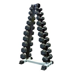 HART 1kg to 10kg Dumbbell Kit with Rack